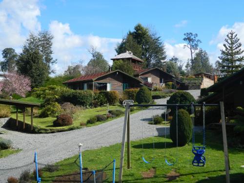 Cabañas Lomas del Lago Photo