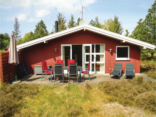 Holiday home Sønderstrandvej Rømø IX