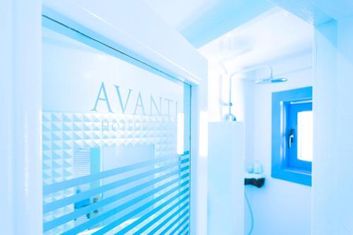 Habitación Doble con vistas laterales al mar AVANTI Lifestyle Hotel - Only Adults 3