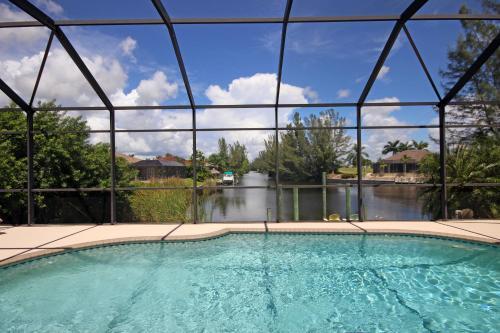Waterfront Villa Sw Cape Id1717 - Cape Coral, FL 33914