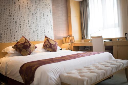 Suzhou Sun Plaza Hotel photo 19