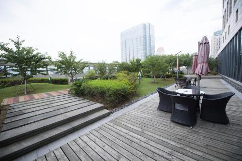 Suzhou Sun Plaza Hotel photo 29