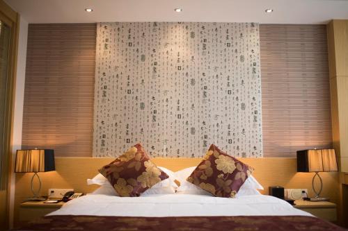 Suzhou Sun Plaza Hotel photo 38