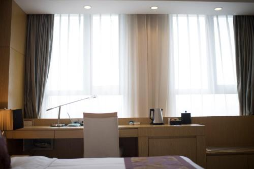 Suzhou Sun Plaza Hotel photo 39