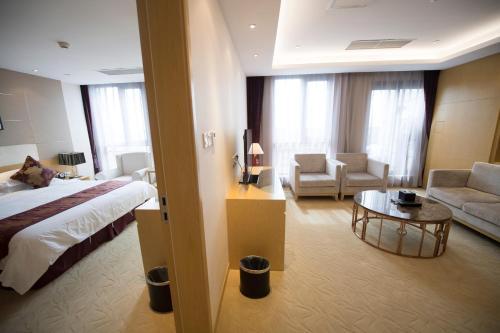 Suzhou Sun Plaza Hotel photo 46
