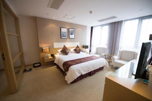 Suzhou Sun Plaza Hotel photo 47