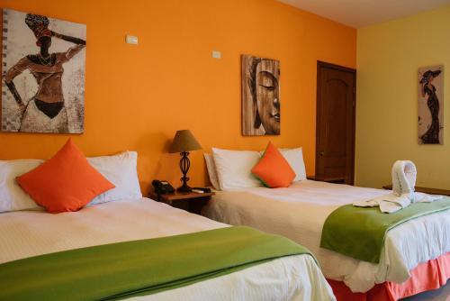 Hotel Leyenda Photo