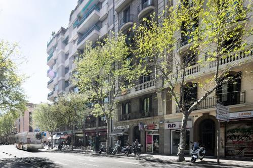 Apartamentos-Paal Barcelona Provença153 photo 6