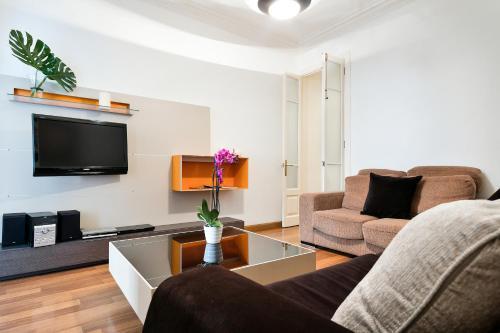 Apartamentos-Paal Barcelona Provença153 photo 8