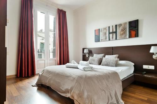 Apartamentos-Paal Barcelona Provença153 photo 15