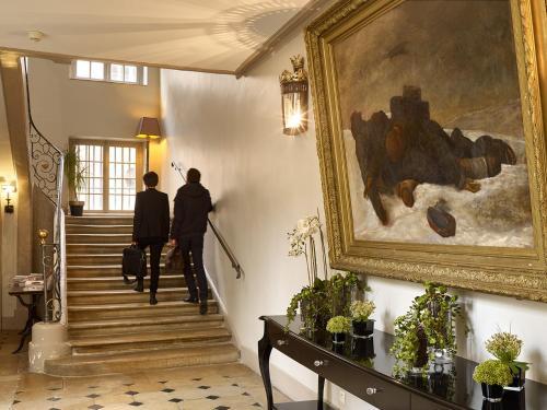 Hotel de guise nancy vieille ville h tel 18 rue de for Rue catherine opalinska nancy