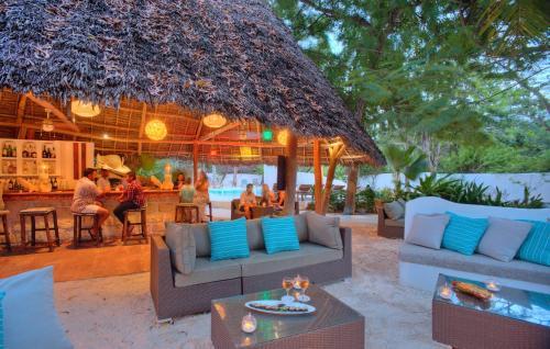 Matemwe Beach, Zanzibar, Tanzania.