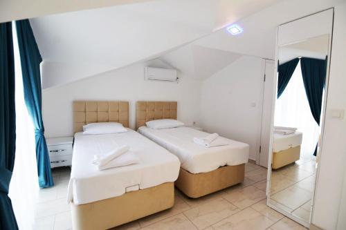 Fethiye Villa Ege rooms