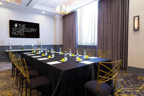 The St. Gregory Hotel Photo