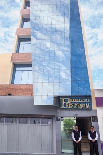 Hotel Presidencial Chiclayo Photo