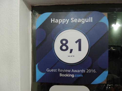 Happy Seagull Photo