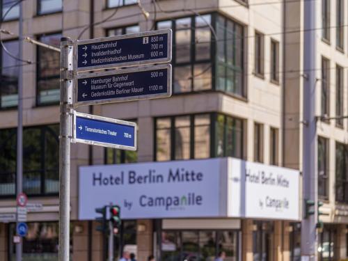 Hotel Berlin Mitte by Campanile photo 14