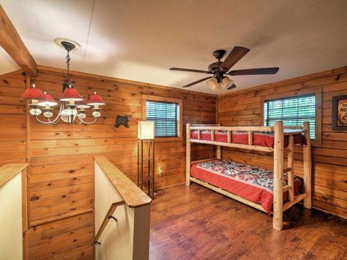 The Lazy Bear Lodge