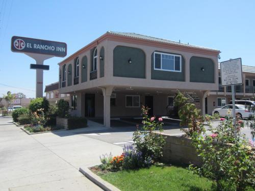 El Rancho Inn Hotel Hawthorne