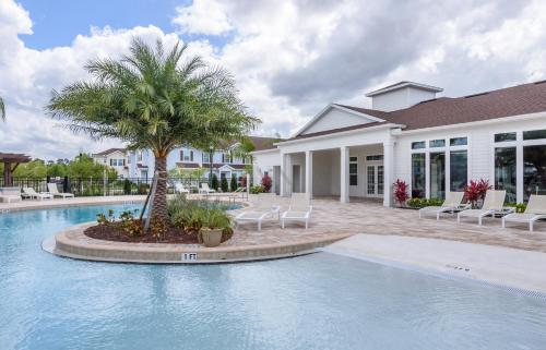 Three Bedroom Vacation Townhouse 89si64 West Lucaya - Kissimmee, FL 34747