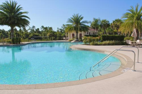 Three Bedroom Vacation Townhouse Oakwater Resort 27ow12 - Kissimmee, FL 34747