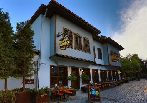 Antalya Route Hotel Kaleici - Adult Only (12+) tatil