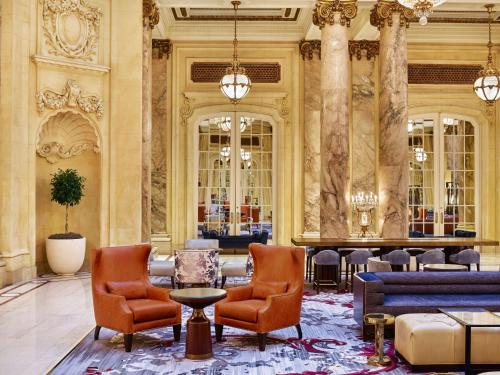Palace Hotel, a Luxury Collection Hotel, San Francisco photo 63