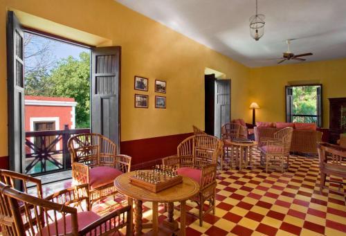 Hacienda Santa Rosa a Luxury Collection Hotel Photo