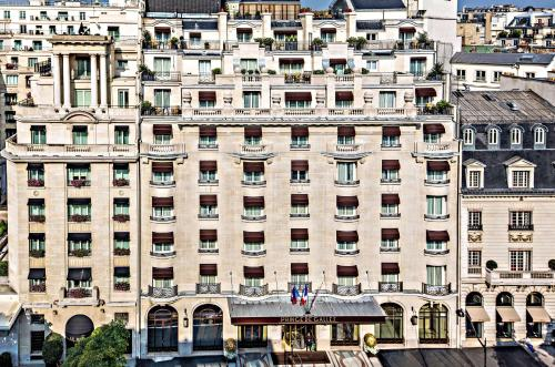 Prince de Galles, a Luxury Collection hotel, Paris photo 56