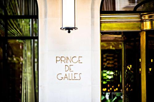 Prince de Galles, a Luxury Collection hotel, Paris photo 58