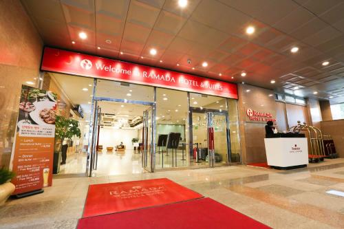 Ramada Hotel & Suites Seoul Namdaemun photo 46