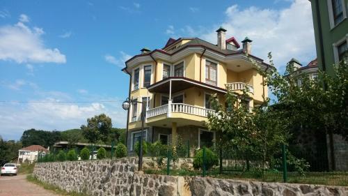 Trabzon Point House 1 Family Villa odalar