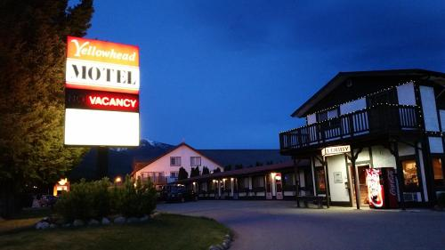 Yellowhead Motel - Valemount, BC V0E 2Z0
