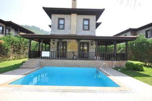 Camlıkoy Karya Villas Camli Village Marmaris rezervasyon