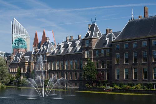 Fletcher Stadshotel Den Haag (Former Hampshire Hotel - 108 Meerdervoort)
