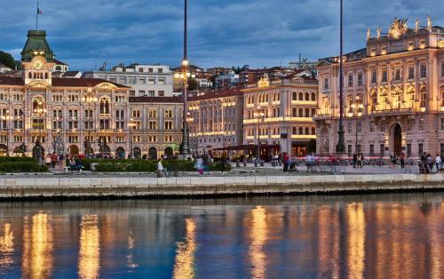 Piazza Unità d'Italia, 2/1, Trieste, Italy.