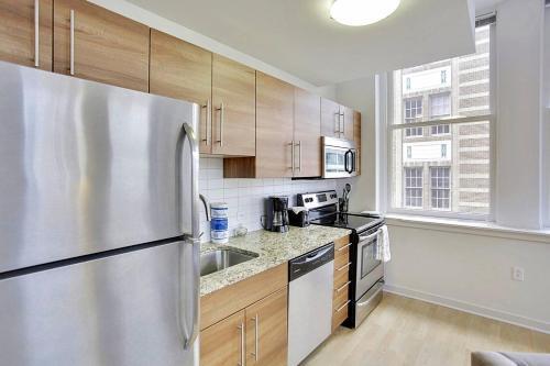 North 17th One-bedroom Apartment - Philadelphia, PA 19103