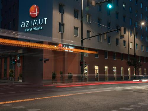 AZIMUT Hotel Vienna photo 11