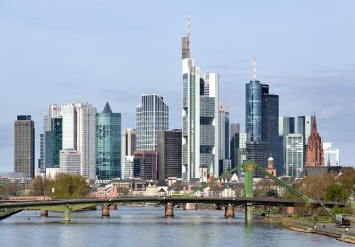 Hilton Garden Inn Frankfurt City Centre photo 5