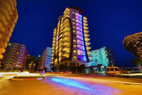 Mahmutlar 3530 Dolce Vita rooms