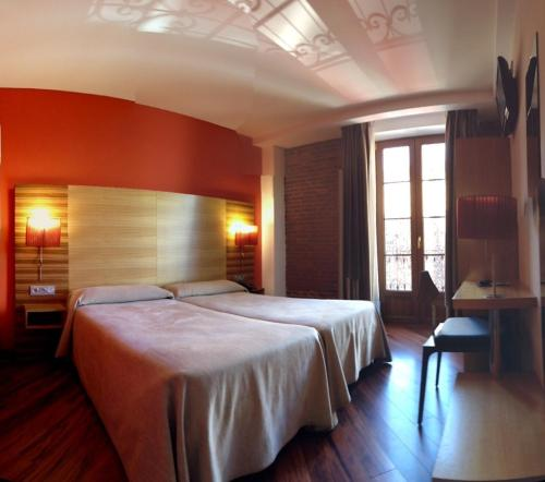 Special Offer - Double Room with Spa Access Hotel Q!H Centro León 18