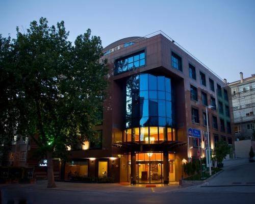 Ankara Best Western Hotel 2000 adres