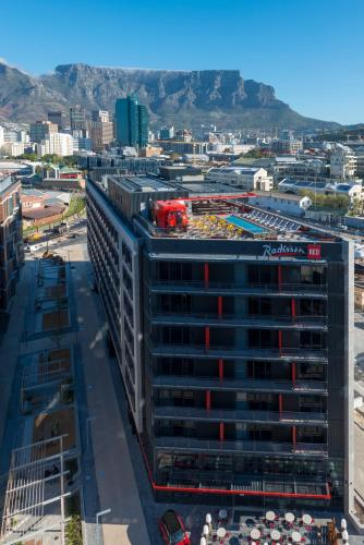 Silo Six, Silo Square, V&A Waterfront, Cape Town, South Africa.
