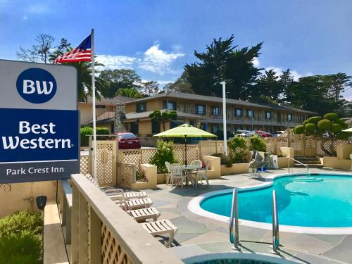 Best Western Park Crest Inn Photo