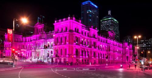 Brisbane CBD tower -New Service Apartment