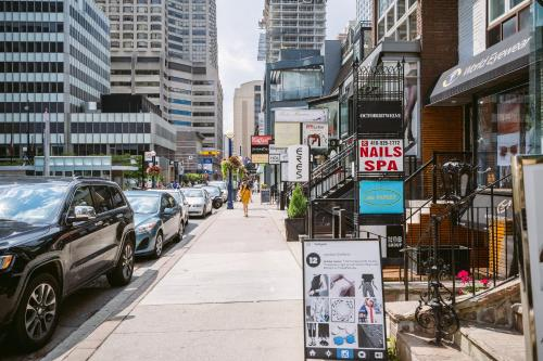 Quickstay - Class In Yorkville (yonge & Bloor)