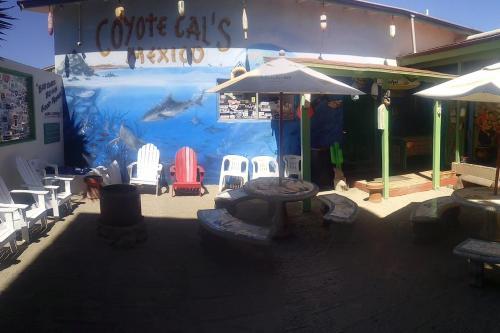 Coyote Cal's Beach Hostel