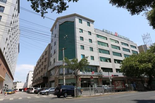 Jinjiang Inn Beijing Wangfujing impression