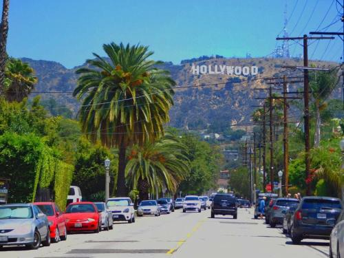 Hollywood Sign View 2 Photo