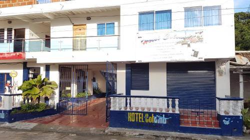 Foto de Hotel colombia